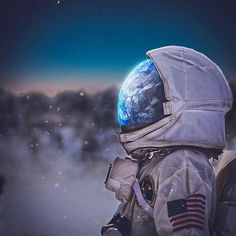 Planets Wallpaper, Wallpaper Space, Galaxy Wallpaper, Astronaut Drawing, Astronaut Wallpaper, Space Artwork, Space Illustration, Astronauts In Space, Space And Astronomy