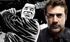 The Walking Dead | Negan Aparece em Novo Trailer on MonsterBrain http://www.monsterbrain.com.br