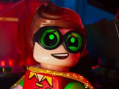 New LEGO Batman Movie images reveal The Joker and adorable Robin Lego Dc, Minecraft Lego, Film Big, Film D'animation, Robin Dc, Batman Robin, La Grande Aventure Lego, Dc Comics, Gogo Tomago