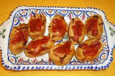 Tapas are very popular in Spain and now throughout the US. These are very easy to make and are a great way to experience tapas!