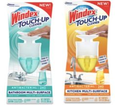 HOT Deals! Walmart Deals: Windex Touch-Up Cleaner Jut $1.22 See More from WalMart Deals and Coupon Matchups