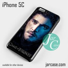 Game of Thrones Jon Snow Phone case for iPhone 5C and other iPhone devices