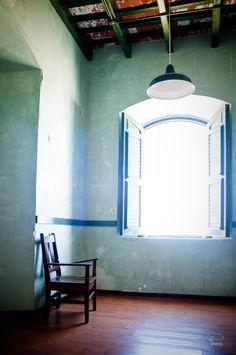 Cabo Rojo Lighthouse Interior.  Found @flickr