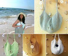 Crochet bags  Háčkované tašky  www.vikea.eu