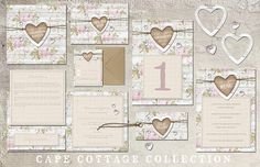 Boho Loves: Lucy Ledger 2014 Wedding Collection – A Fantastic Eclectic Mix of Wedding Stationery