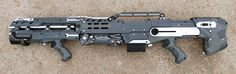 Nerf LongShot CS-6 tri-tone painted: by Chad Lawhon