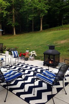 Welcome Summer with Fire Pit Fun - S'mores, Sparklers and more