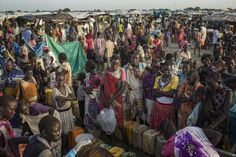 South Sudan Facing Huge Humanitarian Crisis UN Says - Voice of America