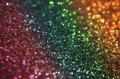 Rainbow Glitter bokeh texture by daftopia on DeviantArt - inspiration for nails Glitter Bomb, Sparkles Glitter, Pink Glitter, Love Rainbow, Rainbow Colors, Rainbow Stuff, Ship Your Enemies Glitter, Handy Wallpaper, Wallpaper Awesome