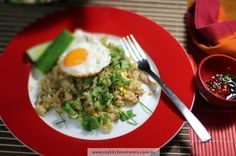 Treat this just like fried rice. Add what ever you would normally put in your own.