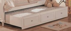 Kane's Furniture - Chantilly Trundle Storage