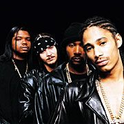 Bone Thugs -n -Harmony, I thought they were from Cali but they're from Ohio. Another legendary Hip-Hop/Rap group I grew up listening to.