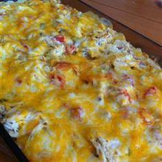 King Ranch Chicken Casserole III Allrecipes.com