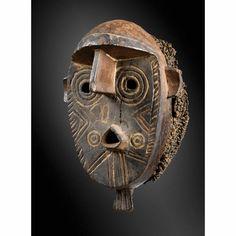 Très ancien masque, Gurunsi / Nuna, Burkina Faso | lot | Sotheby's