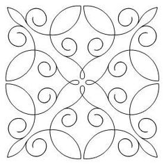 Image result for printable machine quilting templates for beginners