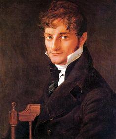 Monsieur Belveze Foulon by Jean Auguste Dominique Ingres, 1805