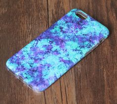 Turquoise Marble iPhone 6s 6 Tough Case/Plus/5S/5C/5/SE Dual Layer Cas – Acyc