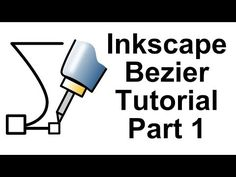 ▶ Inkscape Bezier Tutorial 1 - YouTube