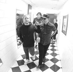 Shinedown's Brent Smith & Zach Myers
