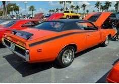 71 Dodge Charger RT