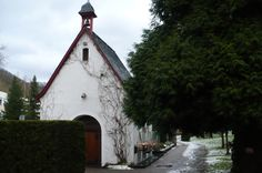 The original Schoenstatt shrine.