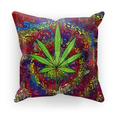Now Available - Ganja Leaf Cushion !    Use coupon code - '5OFF' for 5% discount    order here:http://monkey-logic.myshopify.com/products/ganja-leaf-cushion?utm_campaign=social_autopilot&utm_source=pin&utm_medium=pin