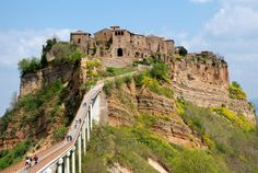 Civita di Bagnoregio, Viterbo, Lazio, Italy | Photo No. 4307065122 from OpenStreetMap - google earth, posted by Etnoy (Jonathan Fors) from https://tools.wmflabs.org/wiwosm/osm-on-ol/commons-on-osm.php?zoom=16&lat=42.625716666667&lon=12.102986111111 |  #CivitadiBagnoregio #Viterbo #Lazio #Italia #Italy