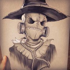 Scarecrow by Chrissie Zullo