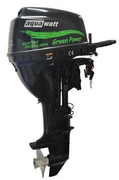 electric outboard motors and electric inboard motors