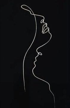 Same thought II. - Mobile phone wallpaper Same thought . - Same thought II. – cell phone background Same thought … – Same thought II. – Cell phone background Same thought II. – Handy Hi – - Art Sketches, Art Drawings, Tattoo Drawings, Line Art Tattoos, Background Vintage, Background Images, Pastel Background, Wire Art, Minimalist Art