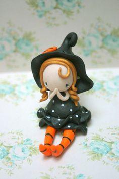 Fairy Witch figurine