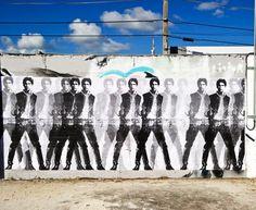 Snapping Street Spirit at Miami Art Basel 2013 : Brooklyn Street Art