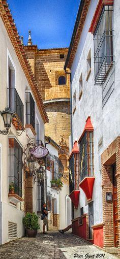 SPAIN / Andalucía - Ronda - Málaga, España