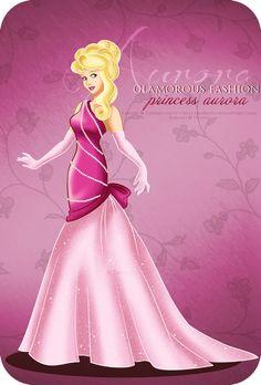 Princesas Disney no red carpet