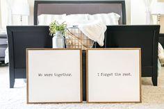 We Were Together - I