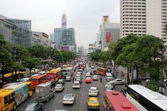 Bangkok, Thailand - Get insider travel tips on our blog: http://www.ytravelblog.com/things-to-do-in-bangkok/