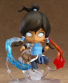 Nendoroid Avatar Legend of Korra: Korra