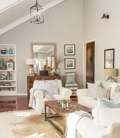 The Best Sherwin-Williams Neutral Paint Colors. The Best Sherwin-Williams Neutral Paint Colors -Passive. Design Living Room, Living Room Grey, Living Room Interior, Living Room Decor, Neutral Living Room Paint, Living Room Wall Colors, Painting Living Rooms, Living Room Walls, Revere Pewter Living Room
