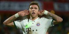 Agent   Mandzukic not interested in Juventus