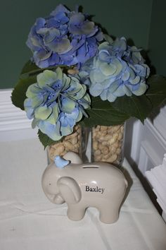 Real Event Baby Baxley: Decor