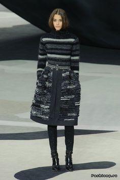 Коллекция ready-to-wear осень-зима 2013-2014 Chanel