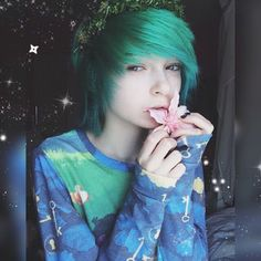 Irdk why I even took this but I'm a fucking fairy now and yous may not take my flowr