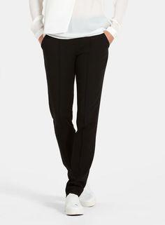 #costes blue & white I trouser