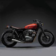 Garage Project Motorcycles : scrambler-built: rankxerox: dropmotoFine like...