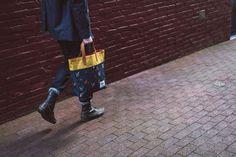 Herschelsupply - Pier Tote Bag