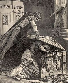 Fredegund, a Frankish queen of the Middle Ages, was a bloodthirsty, vengeful, murderin' fiend who came up with some very creative ways to torture and kill people.