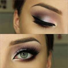 Check out our favorite Blacklight eye inspired makeup look. Embrace your cosmetic addition at MakeupGeek.com!