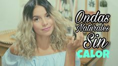 Ondas Naturales sin CALOR Cabello corto Corte Bob, Hair Beauty, Hairstyle, Youtube, Chicago, Hair Updo, Hairstyles With Bangs, Curly Hair, Curls