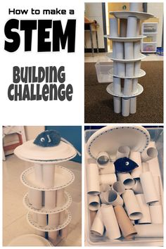 Stem Activity - Hands-On Teaching Ideas - Kindergarten Adventures - STEM - BabyZimmer İdeen Steam Activities, Science Activities, Activities For Kids, Educational Activities, Science Experiments, Stem For Preschoolers, Kindergarten Stem, Kindergarten Lesson Plans, Stem Preschool