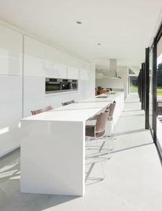 Hofman Dujardin #Architects have designed the Villa Geldrop in The Netherlands.